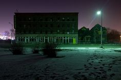 Streets Have No Name, Horror Themes, Southern Gothic, Dusk To Dawn, Story Inspiration, Abandoned Places, Small Towns, Night Time, Aesthetic Pictures