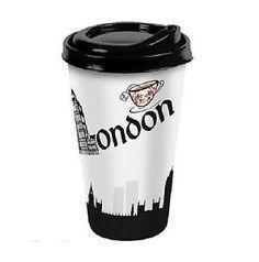 VASO-CAFE-CON-TAPA-PLASTICO-LONDON-PARIS-ROMA-batidos-cafe-leche-zumos