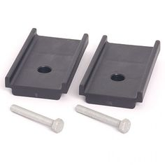 Roof Racks Nylon Leg Height Spacer (10mm) Pair Racking System, Roof Rack, The Unit, Pairs, Legs, Products, Bridge, Gadget