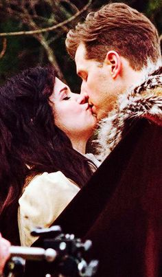 Once Upon a Time-- Snow White and Prince Charming