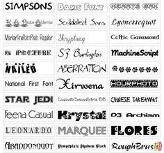 fontes de letras diferentes para baixar gratis - Pesquisa Google