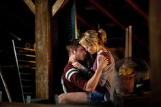 Still from The Lucky One with Zac Efron