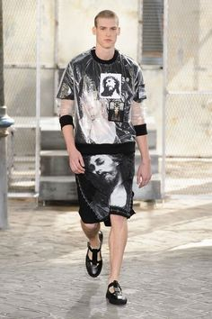 Givenchy Spring Summer 2016 Pfw7
