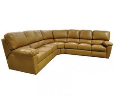 The Chilli Leather Sofa & Sectional Set