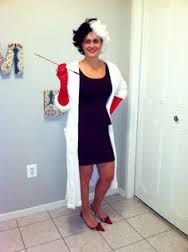 Image result for cruella deville costume for adults