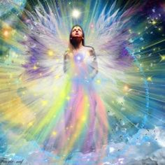 I am surrounded by love and light.