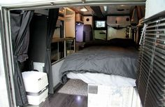 The van is wholly self contained and certified, meaning that it has the capability to legally park in a large variety of wilderness areas throughout N...