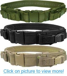 Condor Tactical Belt #Condor #Tactical #Belt