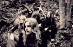OPETH. Progressive Death Metal.