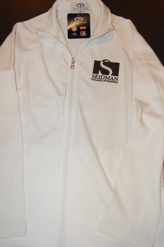 Show your pride anywhere by wearing this microfleece jacket! Available in men and women's sizes!