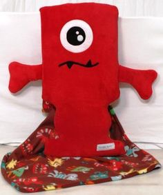 Monster Buddy Body Pillow Review & Giveaway
