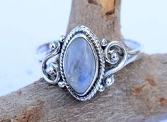 Hey, I found this really awesome Etsy listing at https://www.etsy.com/listing/216519485/moonstone-ring-stone-ring-silver-ring