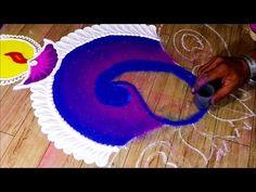 Let's practice some creative rangoli. Easy Rangoli Designs Diwali, Indian Rangoli Designs, Rangoli Designs Flower, Small Rangoli Design, Colorful Rangoli Designs, Rangoli Ideas, Kolam Rangoli, Best Mehndi Designs, Beautiful Rangoli Designs