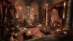 Thief debut screenshots, Behind-the-scenes