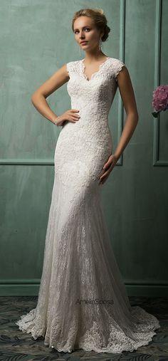 Amelia Sposa 2014 vestidos de boda | bellethemagazine.com mama adeelane