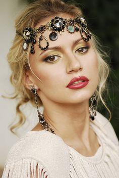 Head Piece Jewelry