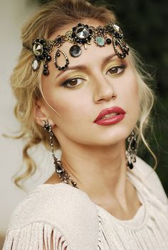 Head Piece Jewelry