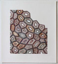 Абстрактная вышивка Emily Barletta (трафик) / Вышивка / Своими руками - выкройки, переделка одежды, декор интерьера своими руками - от ВТОРАЯ УЛИЦА