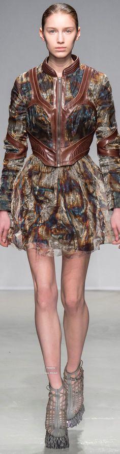 Iris van Herpen Collections Fall Winter 2015-16 collection