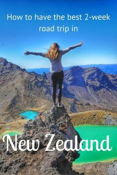 Everything you need for an epic New Zealand road trip thesweetwanderlus...
