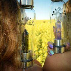by LunarSisters Voss Bottle, Water Bottle, Drinks, Drinking, Beverages, Water Bottles, Drink, Beverage