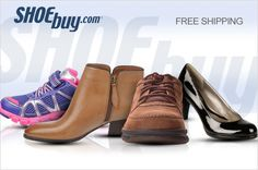 $15 for $30 worth of Shoes, Bags, and More from Shoebuy.com + Free Shipping!