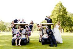 Ravisloe Country Club Wedding // Homewood, Illinois // Chicago Wedding // Golf Course // Photographer: JPP Studios // Chicago Wedding