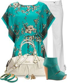 """""""Spring Floral Contest #2"""" by angkclaxton ❤ liked on Polyvore"""