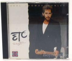 Earl Thomas Conley Too Many Times  (CD, Jul-1986, RCA) Album Country  RARE HTF #ContemporaryCountryCountryRock   BoyntonBoys  |  Brothers on eBay