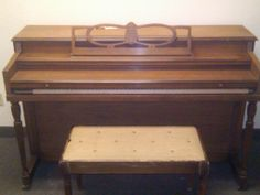 """Client: My First Piano. Piece: Everett - """"Ancient Terra Cotta Vase"""" - BEFORE"""