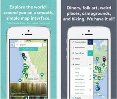 ESSENTIAL APPS FOR THE PERFECT SUMMER ROAD TRIP: Road Trippers.