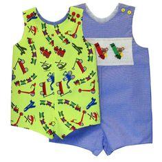 Johnny by Children's Corner- baby boy sewing