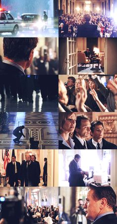 Two Cathedrals - West Wing. Best hour of TV I have ever seen
