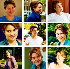 The Fault In Our Stars Trailer + Charcaters [ 3/? ]  Hazel Grace Lancaster