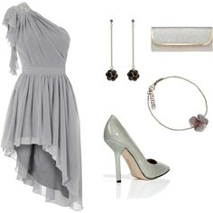 Perfect outfit for a wedding