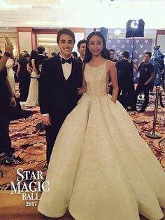 Star Magic Ball, Prom Dresses, Formal Dresses, Wedding Dresses, Filipino Girl, Veil, Ball Gowns, Fancy, Outfits