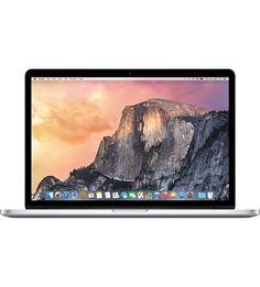 "APPLE - Macbook Pro 15"" retina display 2.5ghz/512gb/irispro | Selfridges.com"
