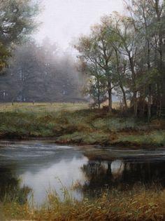 Renato Muccillo Fine Arts Studio - October- Sulina Park Head Waters