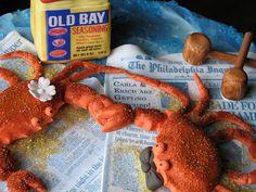 crab cakes LOL!