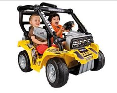 Parents dependably needs their kids to get the most out of their young lives, stay dynamic and enthusiastic. With help of kids' riding toys