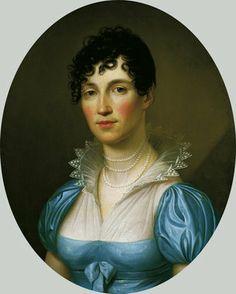 Rincklake, Bildnis Charlotte Forkenbeck. Um 1810/12