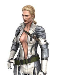 The Boss (Cobra Unit) - Metal Gear Solid 3: Snake Eater #MetalGearSolid3  #SnakeEater #MGS3SnakeEater #MGS3 #CobraUnit #TheBoss