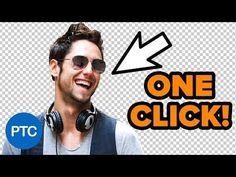 """Select Subject"" in Photoshop - Easy ONE-CLICK Masking! #PhotoshopYoutubeTutorials"