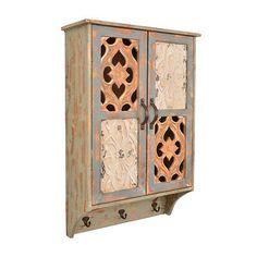 Olsen Wooden Wall Cabinet