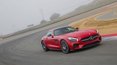 First Drive: Mercedes-AMG GT Isn't A 911 Fighter, It's More Than That
