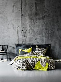 Kolmio Quilt Cover by aura home #bedroom