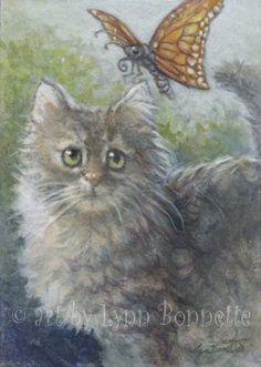 Art by Lynn Bonnette: June 2011