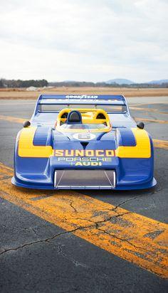 Cool Stuff We Like Here @ CoolPile.com  ------- // Original Comment \\ -------  1973 Porsche 917/30 Can Am Spyder