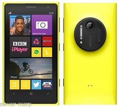 Nokia Lumia 1020 Yellow RM-875 (FACTORY UNLOCKED) 41MP PureView Camera , 32GB. Deal Price: $439.99. List Price: $595.00. Visit http://dealtodeals.com/nokia-lumia-yellow-rm-factory-unlocked-41mp-pureview-camera-32gb/d21453/cell-phones-smartphones/c52/