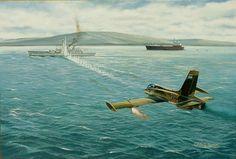 Pinturas de la Guerra de Malvinas - Taringa!